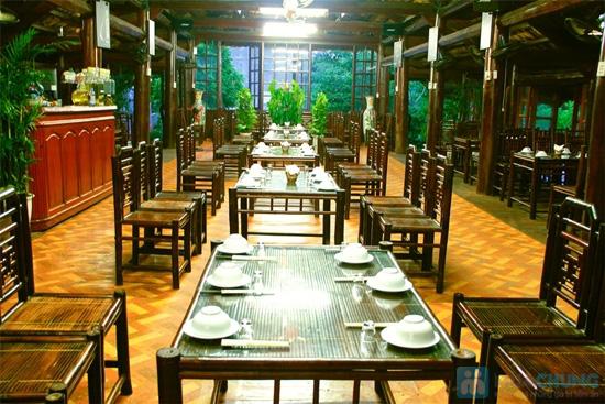 Set ăn Vịt mán Cao Lan đủ món tại nhà hàng Rừng Trong Phố - Chỉ 176.000đ - 12