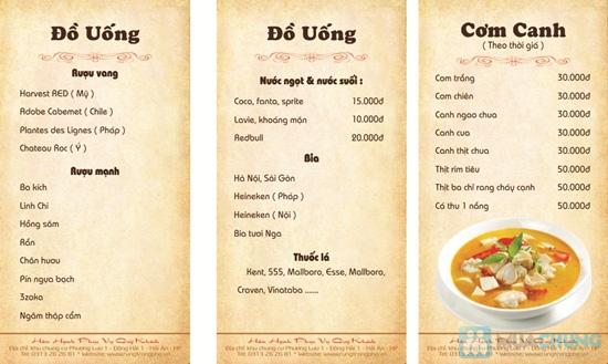 Set ăn Vịt mán Cao Lan đủ món tại nhà hàng Rừng Trong Phố - Chỉ 176.000đ - 20