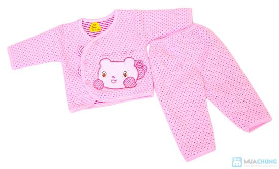 Bộ quần áo bông cho trẻ từ 0 - 6 tháng - 6