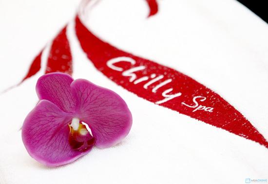 Massage body Thông kinh lạc thải độc ruột tại Chilly Spa - Chỉ với 165.000đ - 4