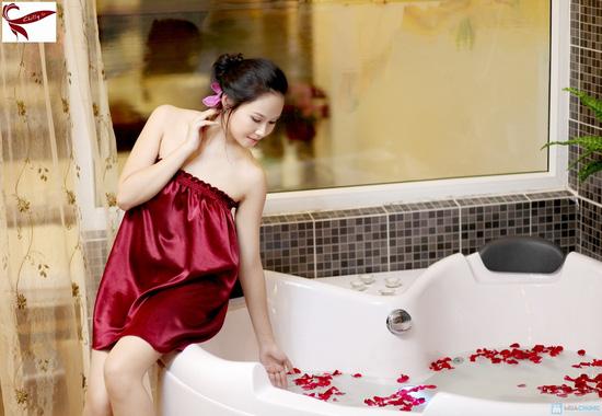 Massage body Thông kinh lạc thải độc ruột tại Chilly Spa - Chỉ với 165.000đ - 6