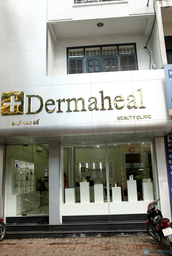 Gói chăm sóc làm sáng da tại spa Demaheal, chỉ với 125.000 đ - 1