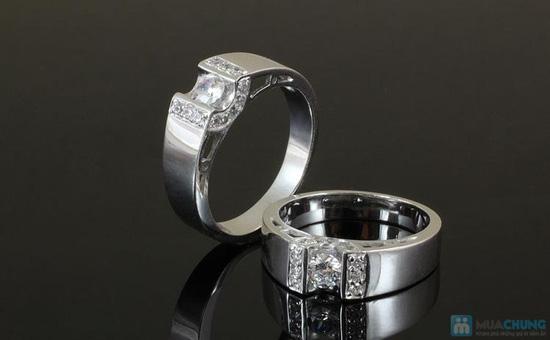 Món quà ý nghĩa thể hiện tình yêu chân thành, ngọt ngào của hai bạn với Cặp đôi nhẫn bạc 925 - Chỉ với 475.000đ - 3