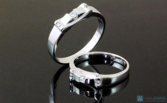 Món quà ý nghĩa thể hiện tình yêu chân thành, ngọt ngào của hai bạn với Cặp đôi nhẫn bạc 925 - Chỉ với 475.000đ - 10