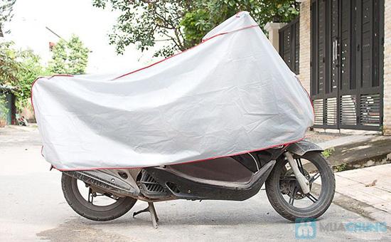 Bạt phủ xe máy thông minh - Chống nắng, mưa, trầy xước, bụi bẩn, bảo vệ toàn diện - Chỉ 69.000đ/01 Chiếc - 2