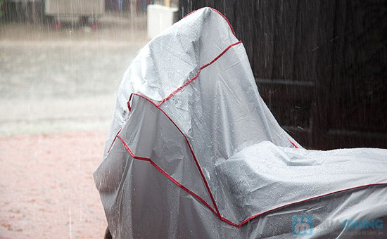 Bạt phủ xe máy thông minh - Chống nắng, mưa, trầy xước, bụi bẩn, bảo vệ toàn diện - Chỉ 69.000đ/01 Chiếc - 6