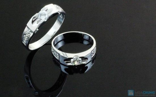 Món quà ý nghĩa thể hiện tình yêu chân thành, ngọt ngào của hai bạn với Cặp đôi nhẫn bạc 925 - Chỉ với 475.000đ - 20