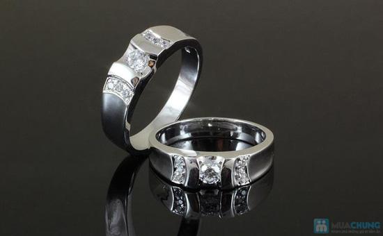 Món quà ý nghĩa thể hiện tình yêu chân thành, ngọt ngào của hai bạn với Cặp đôi nhẫn bạc 925 - Chỉ với 475.000đ - 8