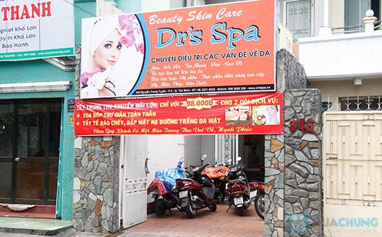 Phiếu sử dụng các dịch vụ làm đẹp tại DR'S Spa - Chỉ 75.000đ được phiếu 300.000đ - 3