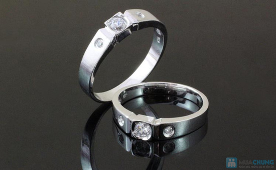 Món quà ý nghĩa thể hiện tình yêu chân thành, ngọt ngào của hai bạn với Cặp đôi nhẫn bạc 925 - Chỉ với 475.000đ - 11