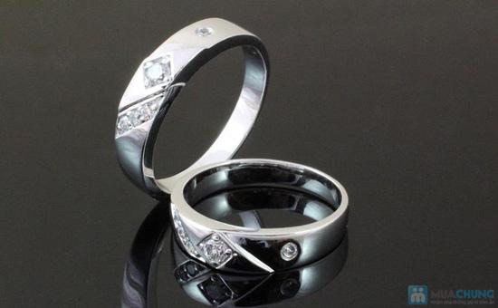 Món quà ý nghĩa thể hiện tình yêu chân thành, ngọt ngào của hai bạn với Cặp đôi nhẫn bạc 925 - Chỉ với 475.000đ - 14
