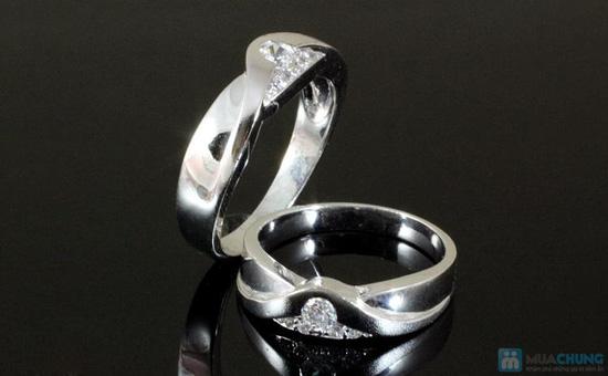 Món quà ý nghĩa thể hiện tình yêu chân thành, ngọt ngào của hai bạn với Cặp đôi nhẫn bạc 925 - Chỉ với 475.000đ - 19