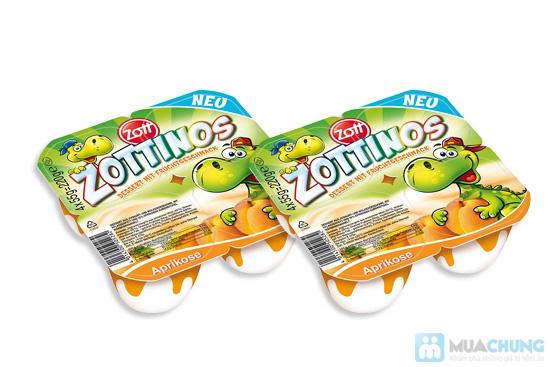 Sữa chua Zottinos của Đức - Món quà tuyệt vời cho sức khỏe của gia đình bạn - Chỉ 84.000đ/04 vỉ/16 hộp - 5