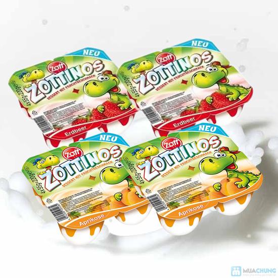 Sữa chua Zottinos của Đức - Món quà tuyệt vời cho sức khỏe của gia đình bạn - Chỉ 84.000đ/04 vỉ/16 hộp - 14