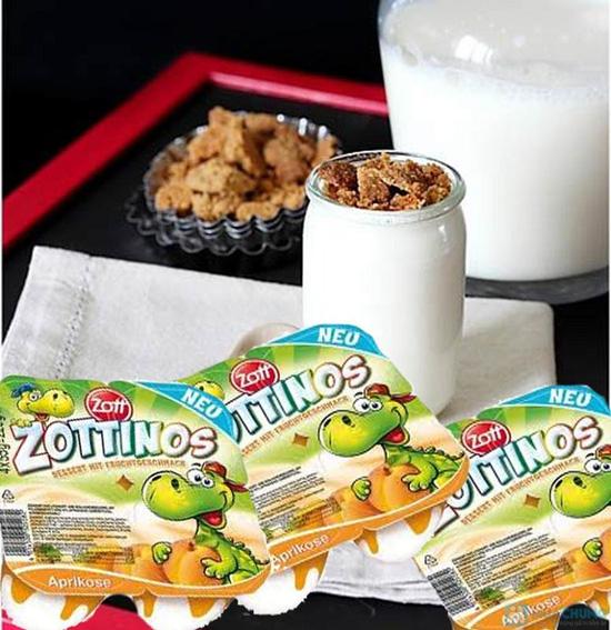 Sữa chua Zottinos của Đức - Món quà tuyệt vời cho sức khỏe của gia đình bạn - Chỉ 84.000đ/04 vỉ/16 hộp - 3