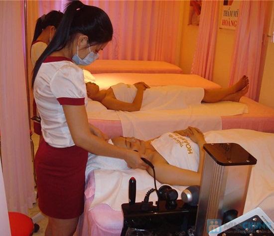 Nâng cơ, xóa nhăn, trẻ hóa da và massage da mặt tại TMV Hoàng Mai - Chỉ 165.000đ được phiếu 1.500.000đ - 4