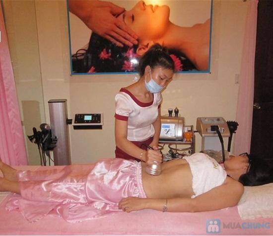 Nâng cơ, xóa nhăn, trẻ hóa da và massage da mặt tại TMV Hoàng Mai - Chỉ 165.000đ được phiếu 1.500.000đ - 12
