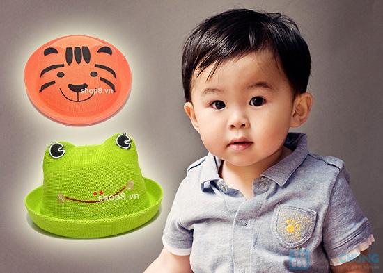 Nón baby nhiều họa tiết xinh xắn phong cách Hàn Quốc cho bé yêu - Chỉ 90.000đ/01 chiếc - 6