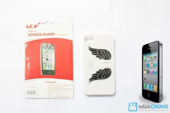 Combo Ốp lưng và Miếng dán màn hình iPhone 4/4S - Chỉ 100.000đ/01 combo - 8