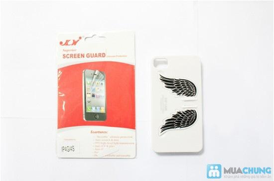 Combo Ốp lưng và Miếng dán màn hình iPhone 4/4S - Chỉ 100.000đ/01 combo - 3