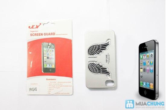 Combo Ốp lưng và Miếng dán màn hình iPhone 4/4S - Chỉ 100.000đ/01 combo - 5