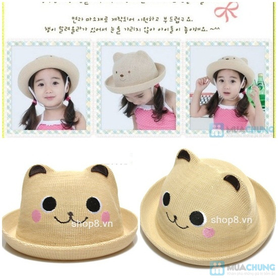 Nón baby nhiều họa tiết xinh xắn phong cách Hàn Quốc cho bé yêu - Chỉ 90.000đ/01 chiếc - 2
