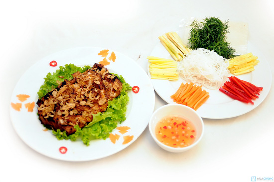 Thưởng thức Cá Tầm, Tôm sấy tuyết... cho 04 - 06 người tại Nhà hàng Phù Đổng Thiên Vương - Chỉ với 520.000đ - 9