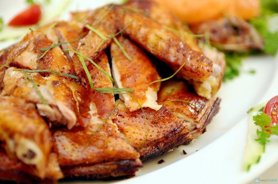 Lẩu hải sản chua cay, Gà nướng Phù Đổng.. cho 04 người tại Nhà hàng Phù Đổng Thiên Vương - Chỉ với 490.000đ - 7