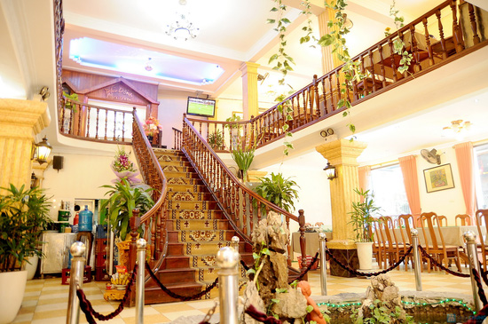 Thưởng thức Cá Tầm, Tôm sấy tuyết... cho 04 - 06 người tại Nhà hàng Phù Đổng Thiên Vương - Tiết kiệm đến 520.000đ - 2
