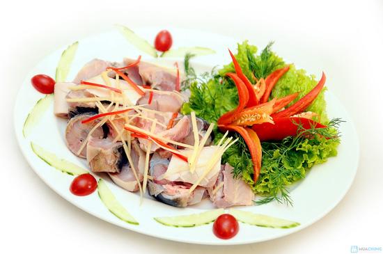 Thưởng thức Cá Tầm, Tôm sấy tuyết... cho 04 - 06 người tại Nhà hàng Phù Đổng Thiên Vương - Chỉ với 520.000đ - 7