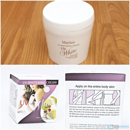 Kem dưỡng trắng và giữ ẩm da mayfair - 7