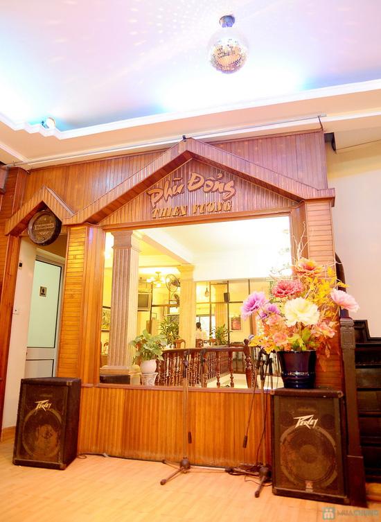 Thưởng thức Cá Tầm, Tôm sấy tuyết... cho 04 - 06 người tại Nhà hàng Phù Đổng Thiên Vương - Tiết kiệm đến 520.000đ - 4
