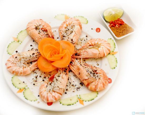 Thưởng thức Cá Tầm, Tôm sấy tuyết... cho 04 - 06 người tại Nhà hàng Phù Đổng Thiên Vương - Chỉ với 520.000đ - 5