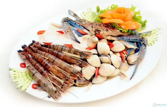 Lẩu hải sản chua cay, Gà nướng Phù Đổng.. cho 04 người tại Nhà hàng Phù Đổng Thiên Vương - Chỉ với 490.000đ - 8