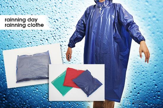 Áo mưa vải nhựa kín 2 bên hông - An toàn, phơi mau khô, không bết dính - Chỉ 60.000đ/01 chiếc - 1