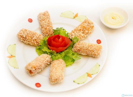 Lẩu hải sản chua cay, Gà nướng Phù Đổng.. cho 04 người tại Nhà hàng Phù Đổng Thiên Vương - Chỉ với 490.000đ - 6
