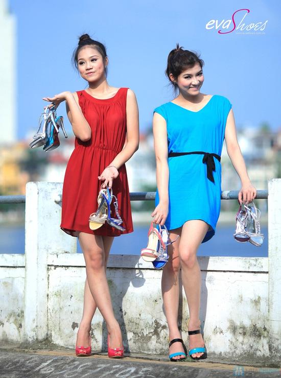 Giầy công sở thương hiệu Eva Shoes nổi tiếng - Chỉ 245.000đ - 21