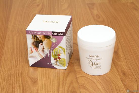 Kem dưỡng trắng và giữ ẩm da mayfair - 5