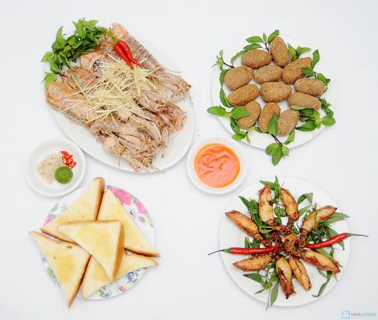 Thưởng thức Hải sản nhiều món ngon tại Nhà hàng Hải sản Hải Hiền. Chỉ 210.000đ - 1