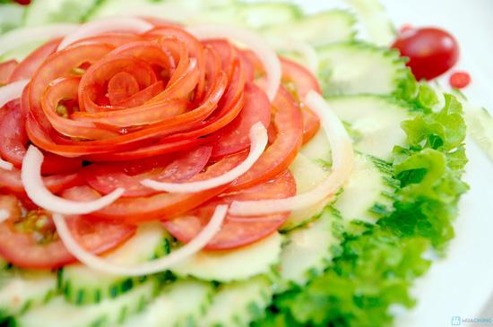 Lẩu hải sản chua cay, Gà nướng Phù Đổng.. cho 04 người tại Nhà hàng Phù Đổng Thiên Vương - Chỉ với 490.000đ - 2