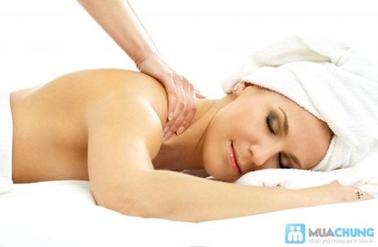 Tẩy da chết toàn thân bằng nghệ, sữa tươi và mật ong kết hợp Massage tại Huyền Spa - Chỉ với 105.000đ - 3