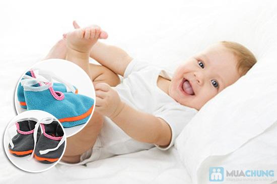 Giày vải xinh xắn cho bé - Giữ ấm và bảo vệ làn da non nớt của trẻ - Chỉ 55.000đ/05 đôi - 7