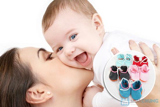 Giày vải xinh xắn cho bé - Giữ ấm và bảo vệ làn da non nớt của trẻ - Chỉ 55.000đ/05 đôi - 6