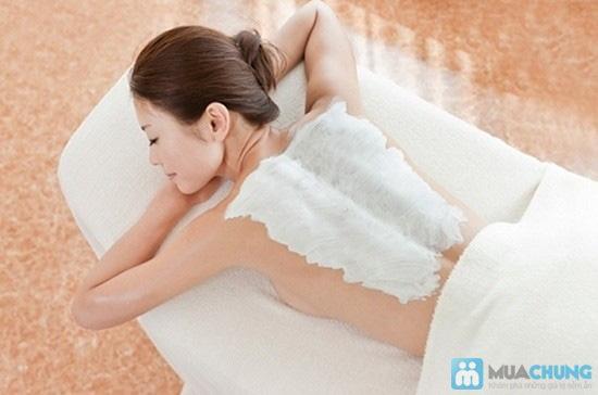 Tẩy da chết toàn thân bằng nghệ, sữa tươi và mật ong kết hợp Massage tại Huyền Spa - Chỉ với 105.000đ - 5