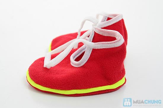 Giày vải xinh xắn cho bé - Giữ ấm và bảo vệ làn da non nớt của trẻ - Chỉ 55.000đ/05 đôi - 3
