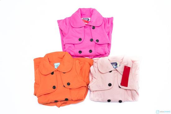 Áo khoác dáng dài cho bé 2-10 tuổi (Hàng xuất Châu Âu, Hapro) - 3