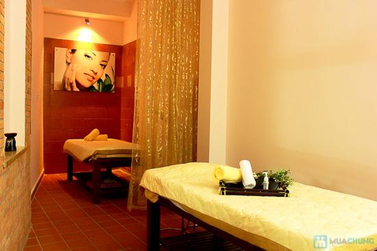 Foot Massage đá nóng tại Mây Spa - Thư giãn, tốt cho sức khỏe - Chỉ với 75.000đ - 2