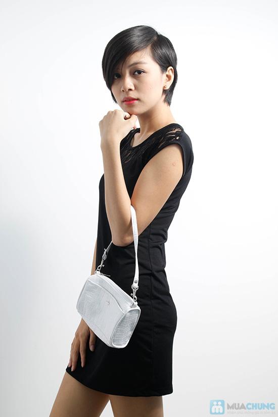 Sang trọng và phong cách với túi xách mini da cá sấu sành điệu - Chỉ 75.000đ/01 chiếc - 3