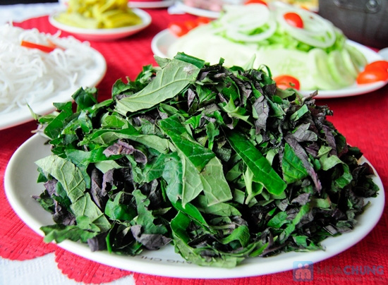 Set ăn Lẩu ếch đặc trưng tại Nhà hàng CHEN - Chỉ 363.000đ - 5