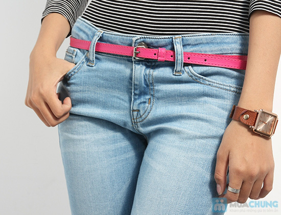 Quần jean dài cho nữ - Trẻ trung, năng động và gợi cảm - Chỉ 125.000đ/01 chiếc - 5